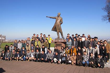 北海道社内旅行