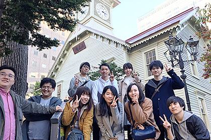 社員旅行(北海道)
